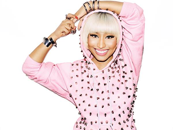 11. Nicky Minaj / Foto: Facebook