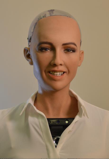 ¿Quién es Sophia? La primera robot con ciudadanía