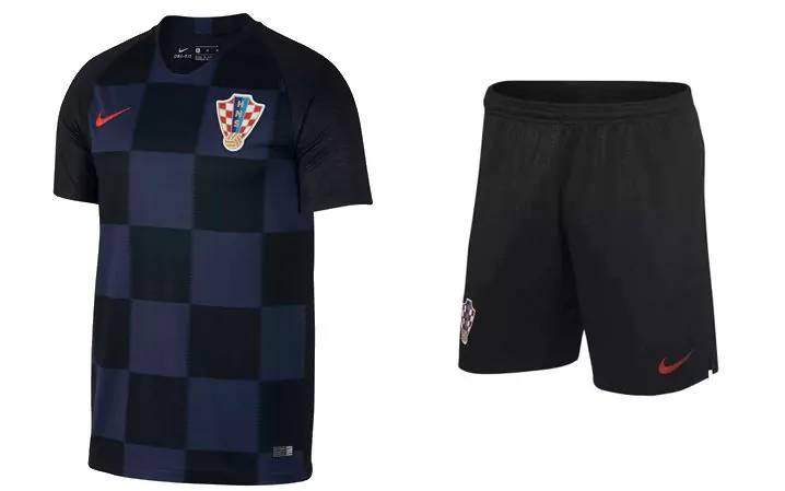 e4a990df81692 Camisetas del Mundial Rusia 2018 Croacia