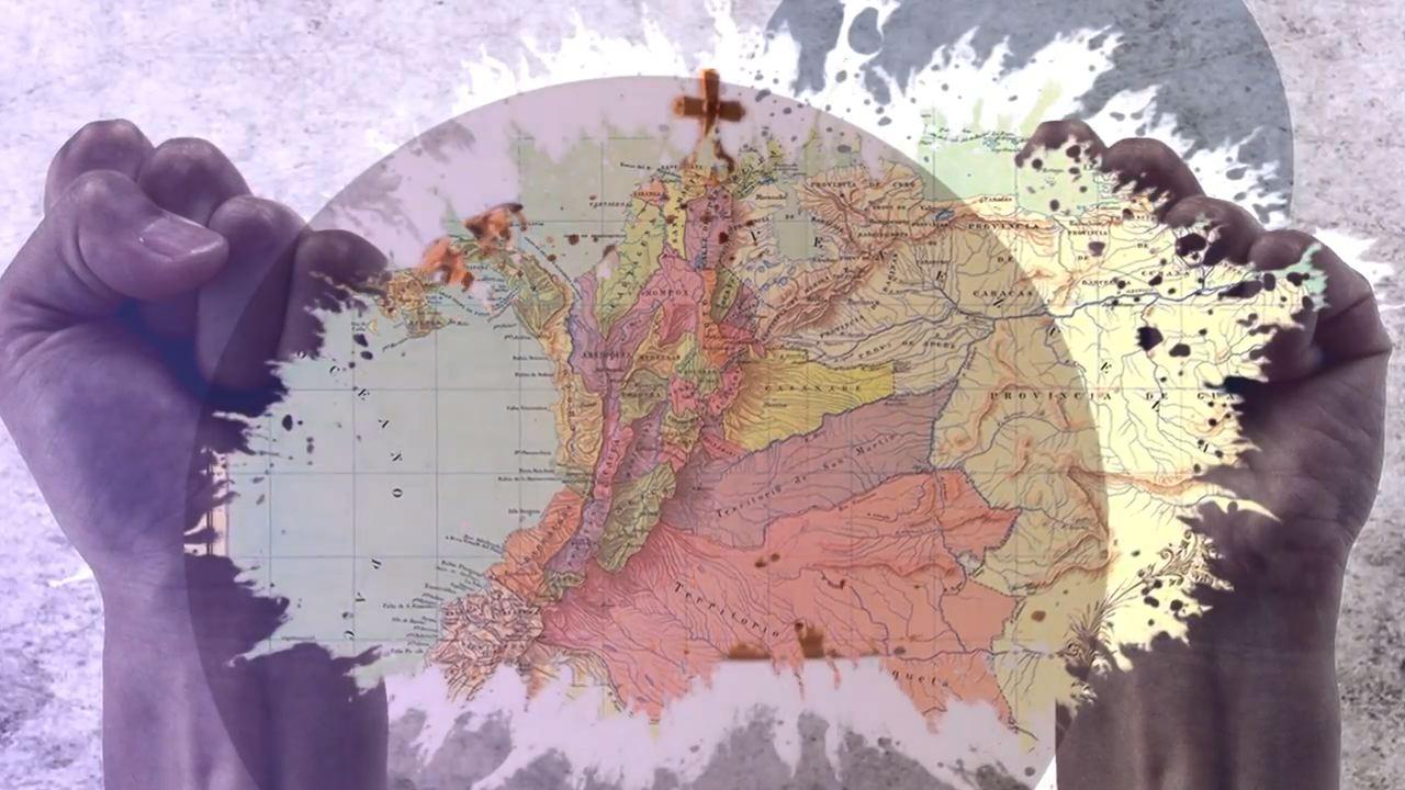 20 de julio de 1810, día de la independencia de Colombia