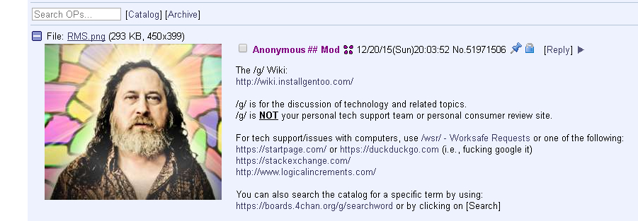 Anonymous 4chan