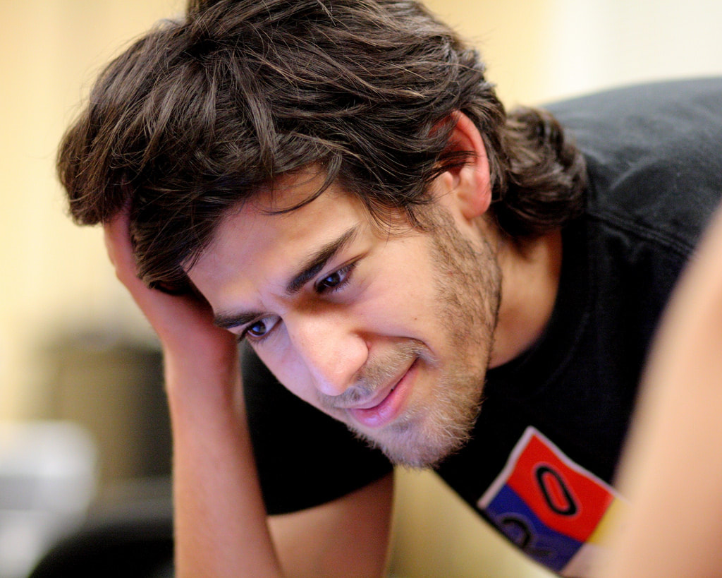 Aaron Swartz documental