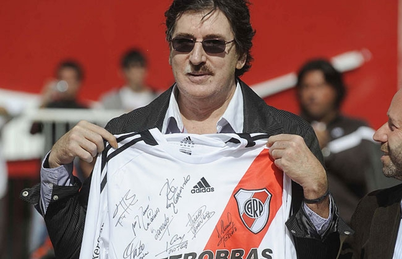 Charly García River Plate