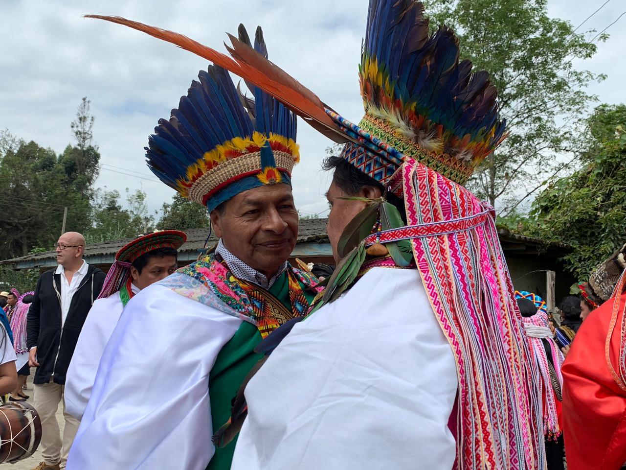 Carnaval del Perdón Sibundoy, Putumayo