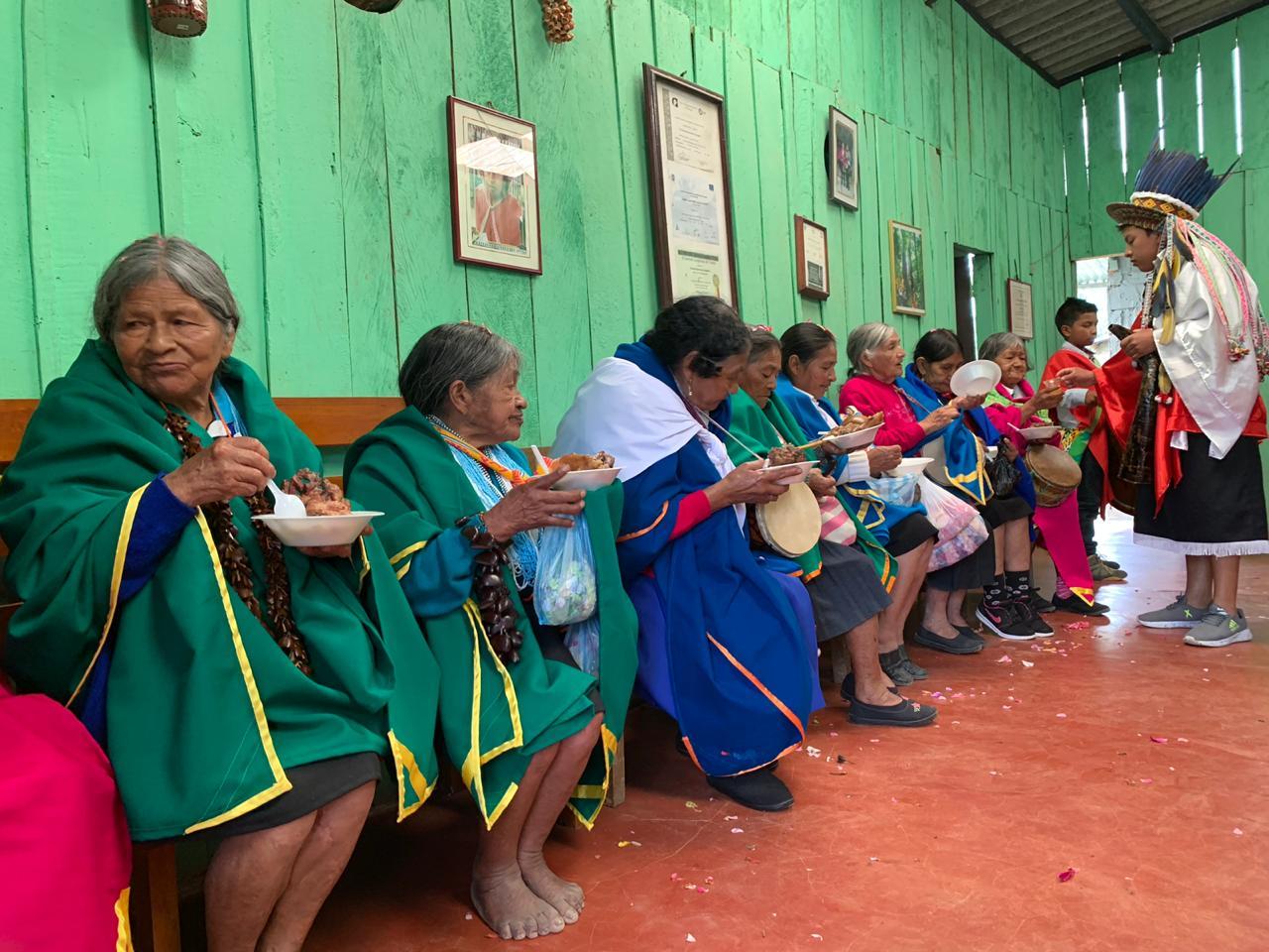 Carnaval del Perdón Origen Sibundoy Putumayo