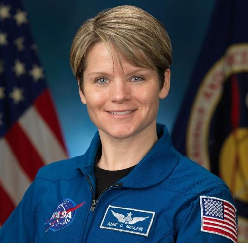Anne McClain. Foto: NASA.