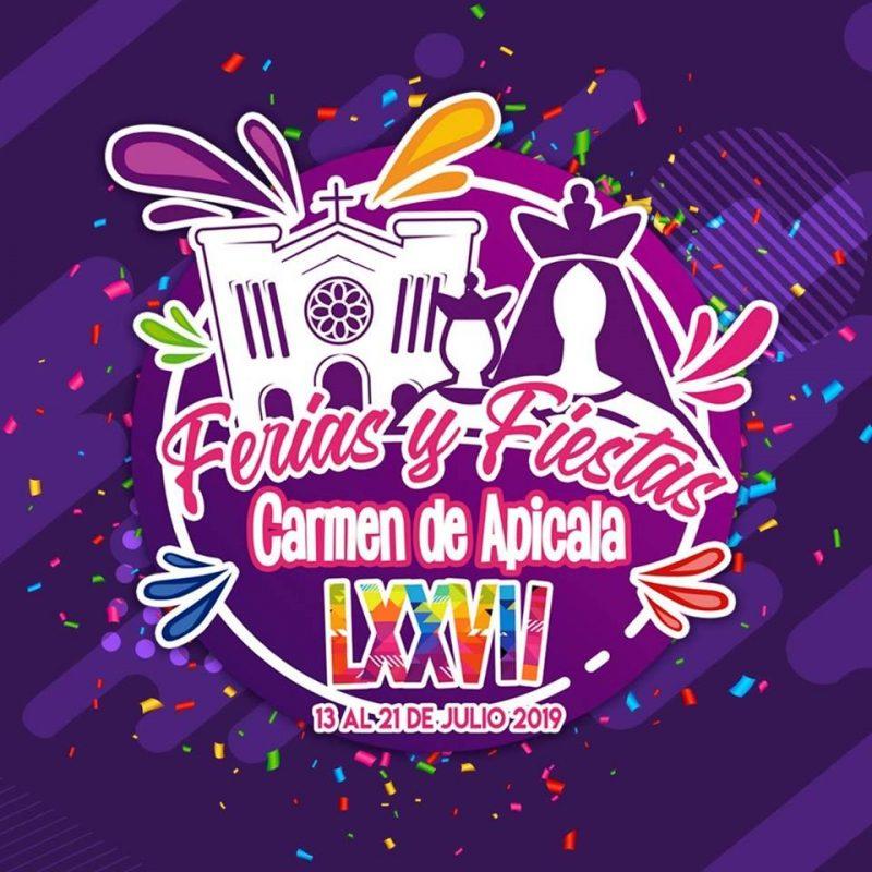 ferias y fiestas Carmen de Apicalá