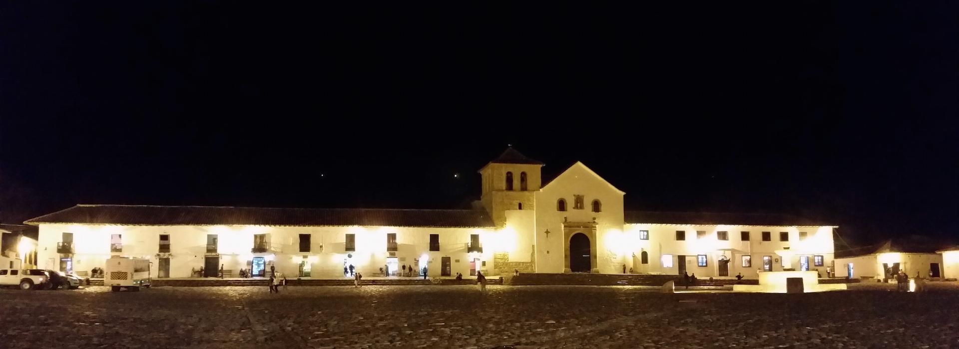 ferias y fiestas Villa de Leyva