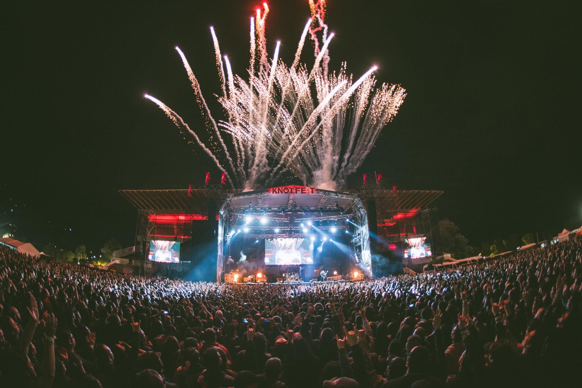Knotfest Colombia 2019: Line Up Y Horarios Confirmados