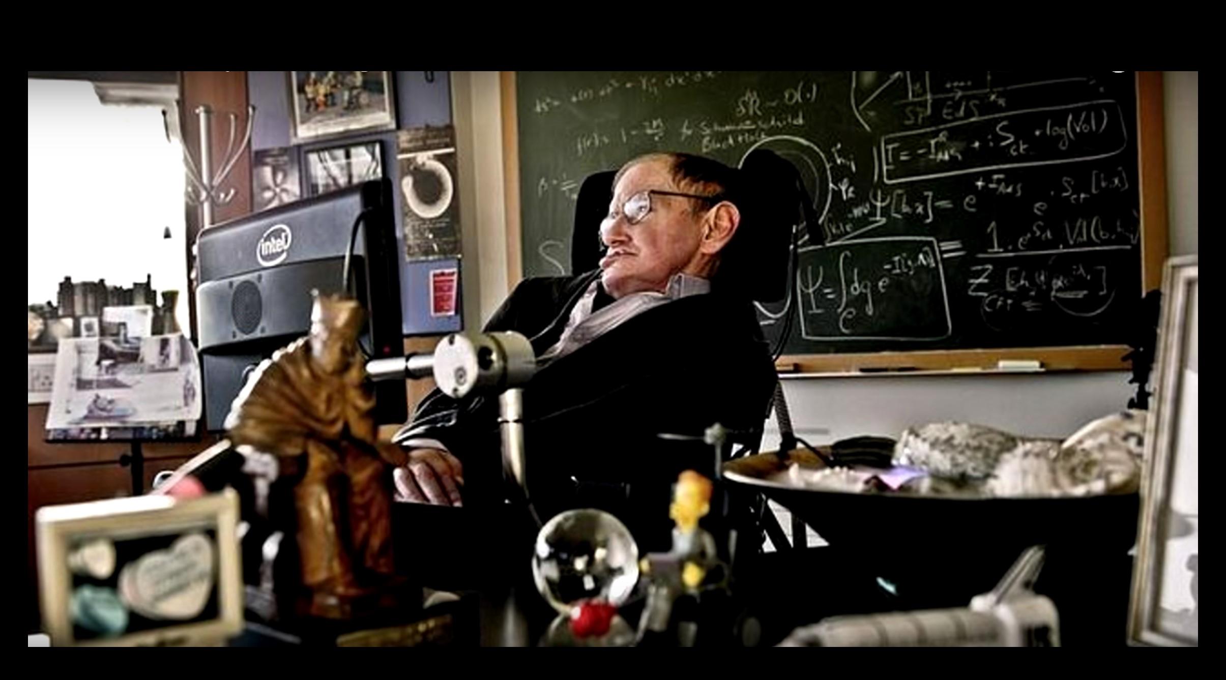Stephen Hawking Más De Diez Frases Célebres