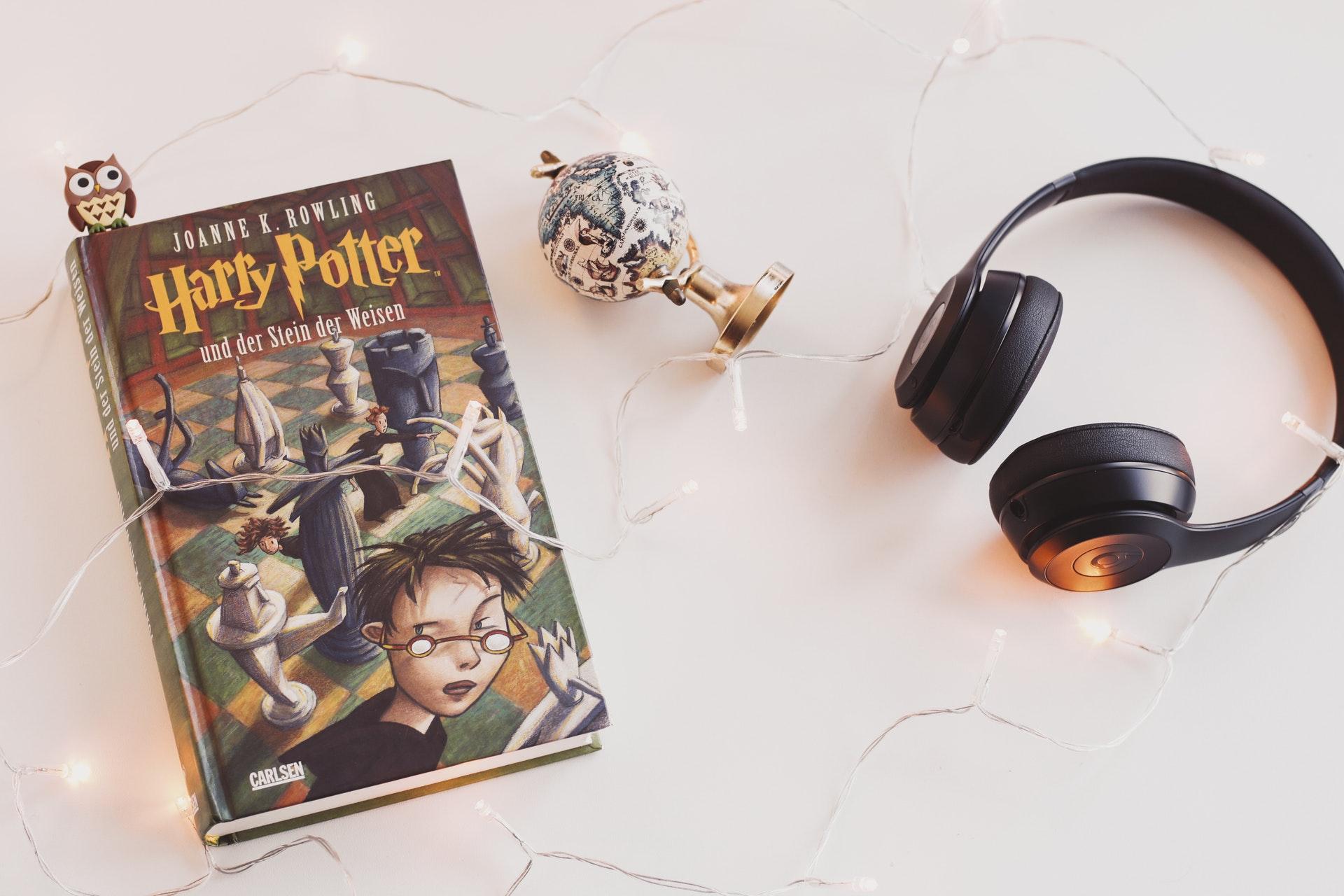 Spotify ofrecerá audiolibros de la editorial de Harry Potter